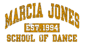 Marcia Jones School of Dance Logo